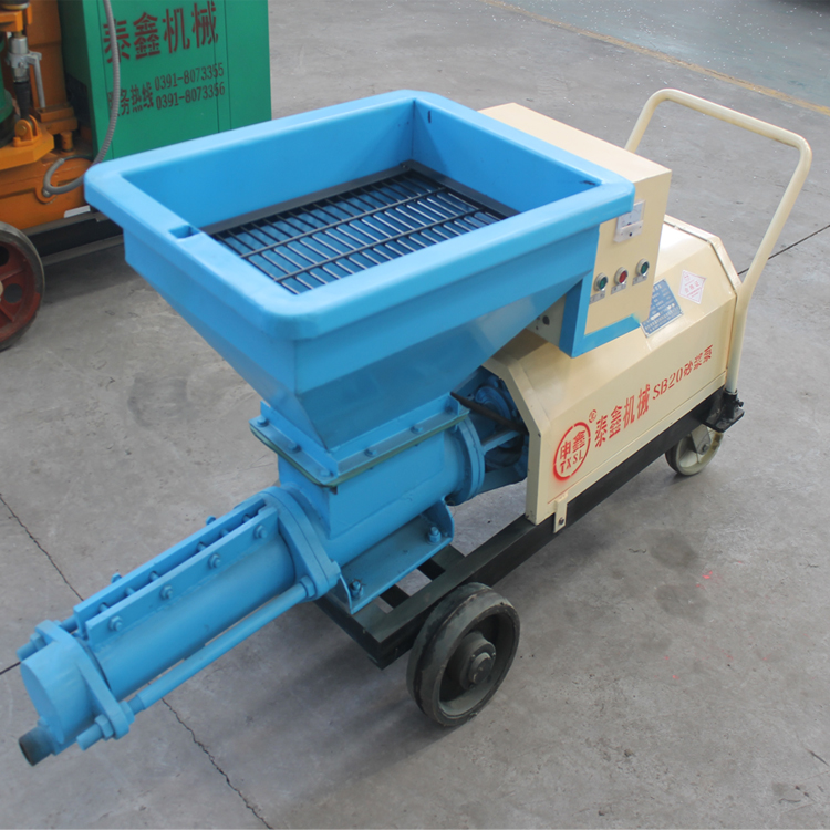 Weibang Grouting Machine's Type And Price